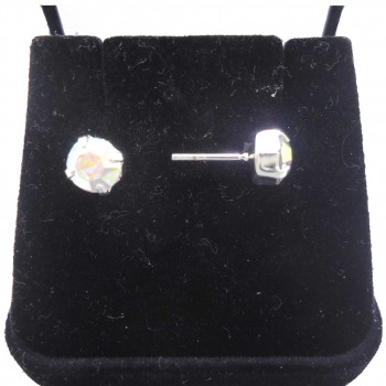 Brinco Com Pedra de Cristal Boreal AP468